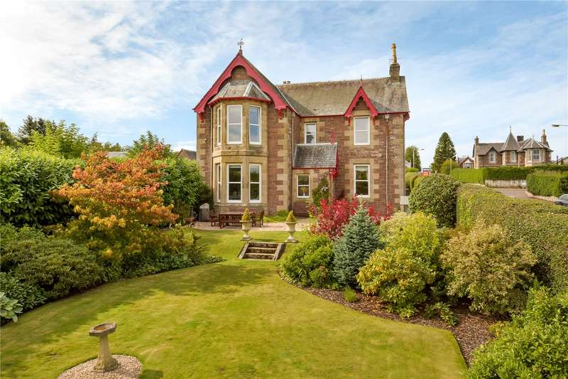 4 Bedrooms Detached House for sale in Ardenvohr, Montrose Road, Auchterarder, Perthshire, PH3