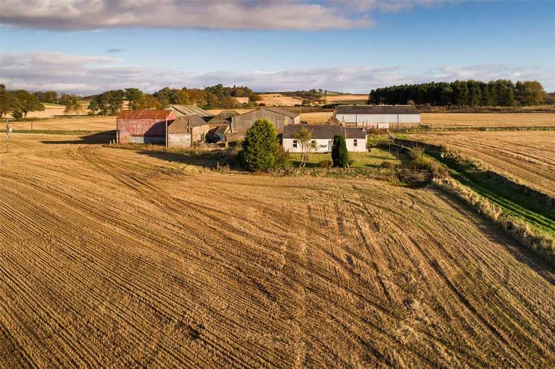 3 Bedrooms Farm Commercial for sale in Kemphills Farm, Kirkbuddo, Forfar, Angus, DD8