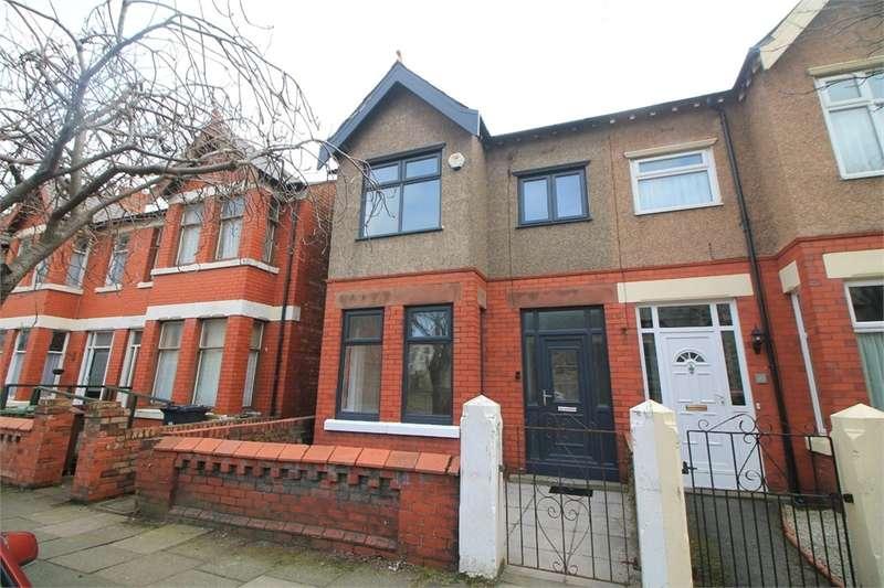3 Bedrooms Semi Detached House for sale in Brompton Avenue, Crosby, Merseyside