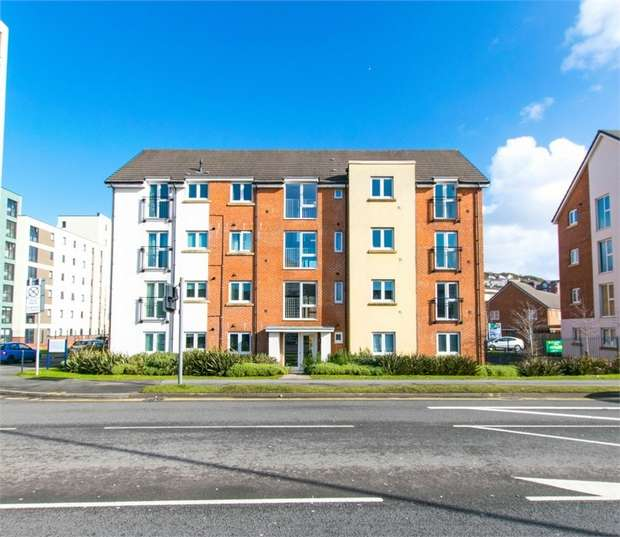 2 Bedrooms Flat for sale in New Cut Road, Swansea, West Glamorgan
