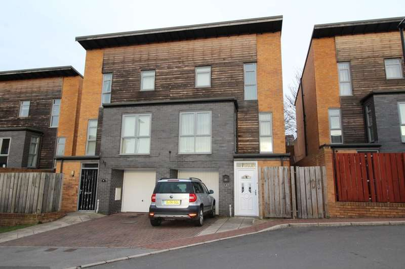 3 Bedrooms Semi Detached House for sale in St. Aidans Way, Sheffield, S2