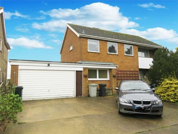 3 Bedrooms Detached House for sale in Grimsby Road, Louth, Lincolnshire