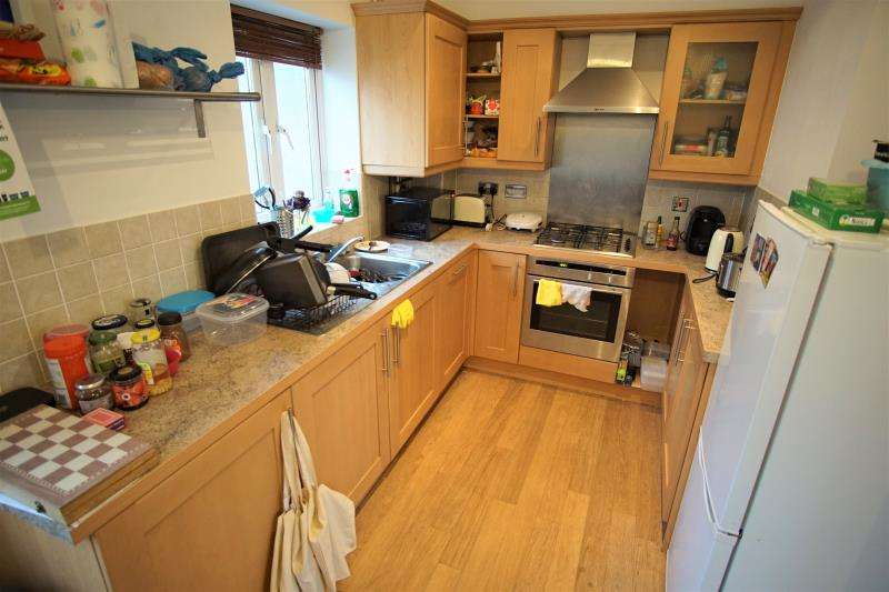 4 Bedrooms Maisonette Flat for rent in Jeykll Close, Stoke Gifford, Bristol, BS16 1UX