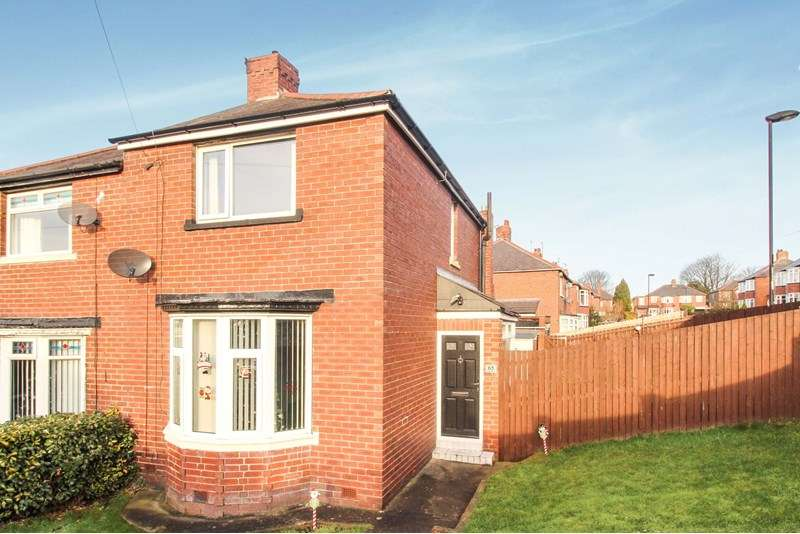 2 Bedrooms Property for sale in Earls Drive, Denton Burn, Newcastle upon Tyne, Tyne and Wear, NE15 7DL