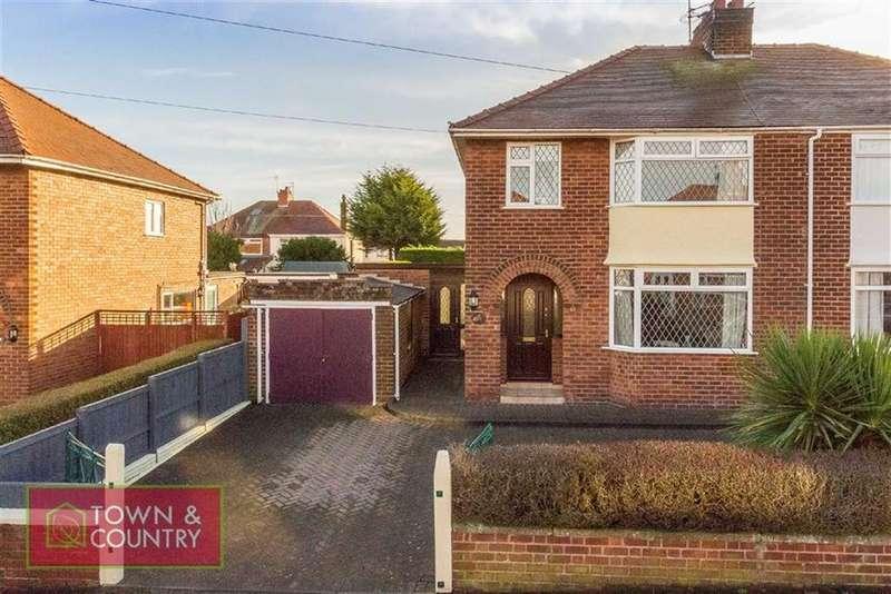 3 Bedrooms Semi Detached House for sale in Llewellyn Street, Shotton, Deeside, Flintshire