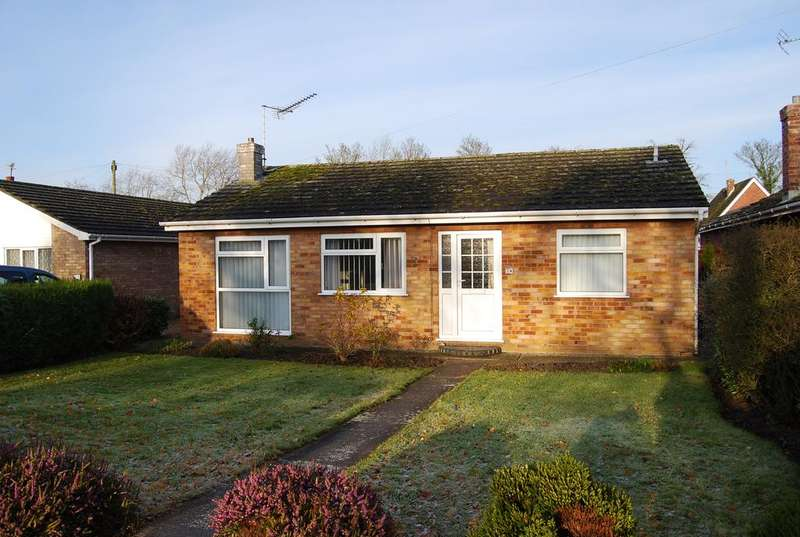 3 Bedrooms Detached Bungalow for sale in Chapel Lane, Dereham NR1