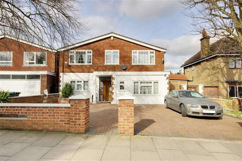 5 Bedrooms House for sale in Chandos Avenue, Whetstone, London