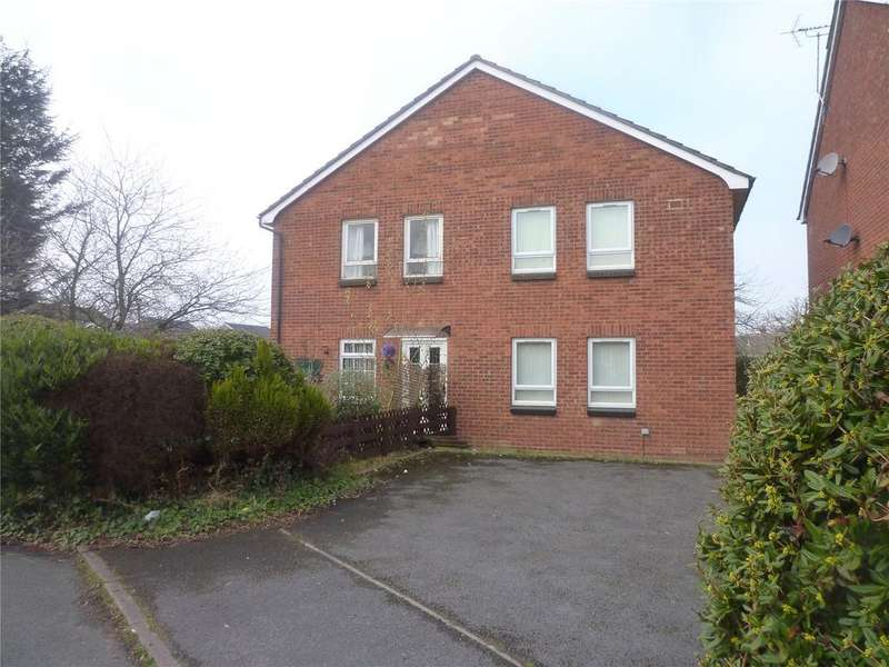 1 Bedroom Apartment Flat for sale in Cromer Drive, Crewe, Cheshire, CW1