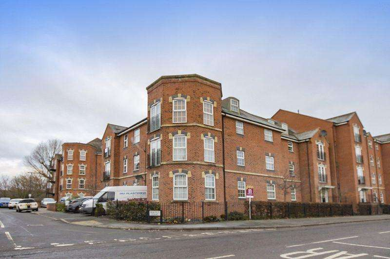 2 Bedrooms Apartment Flat for sale in Magnus Court, Derby