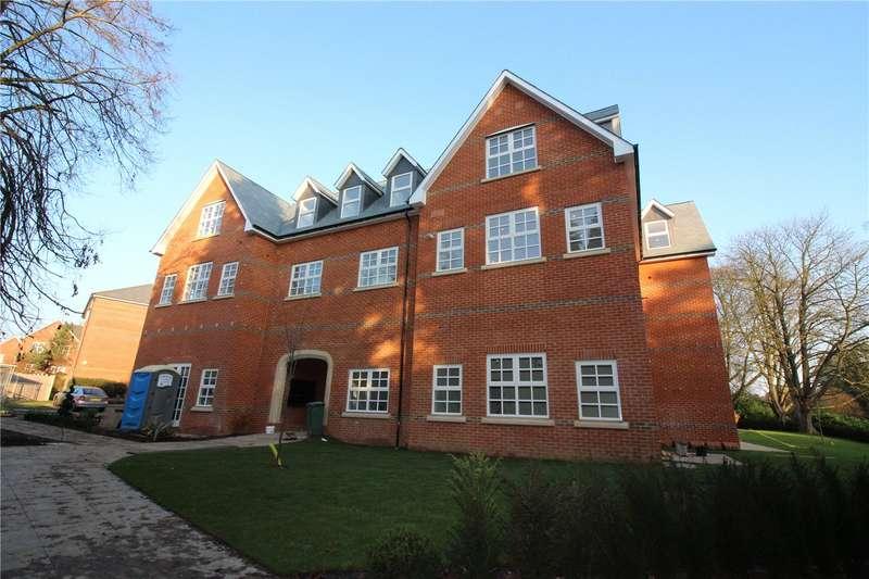 2 Bedrooms Flat for sale in Goldring Court, Napsbury Park, St Albans, AL2