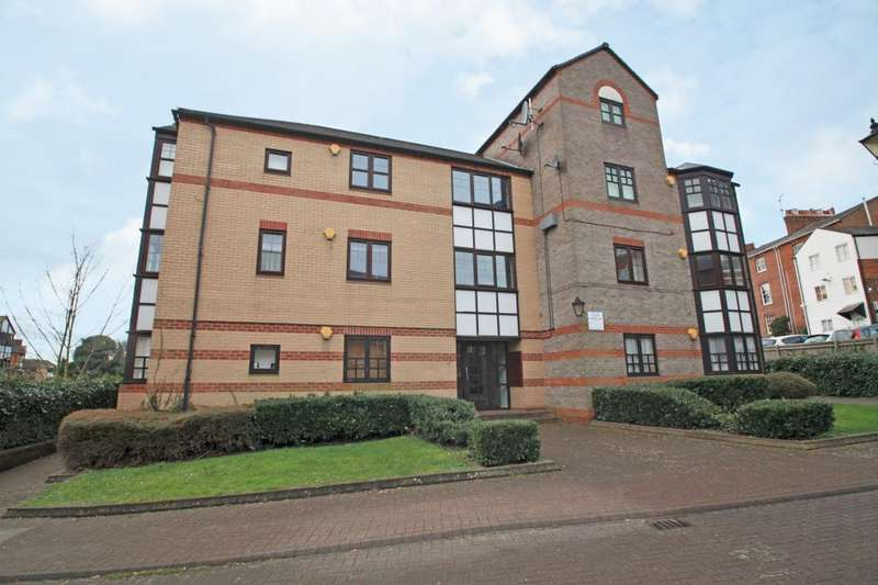 1 Bedroom Flat for rent in Rose Walk, Reading, Berkshire, RG1