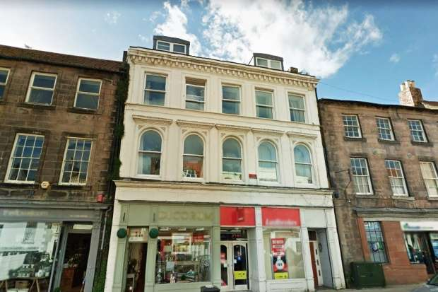 2 Bedrooms Flat for sale in Hide Hill, Berwick-Upon-Tweed, Northumberland, TD15 1AB
