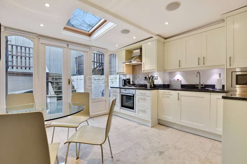2 Bedrooms Flat for sale in Dennington Park Road, London, NW6