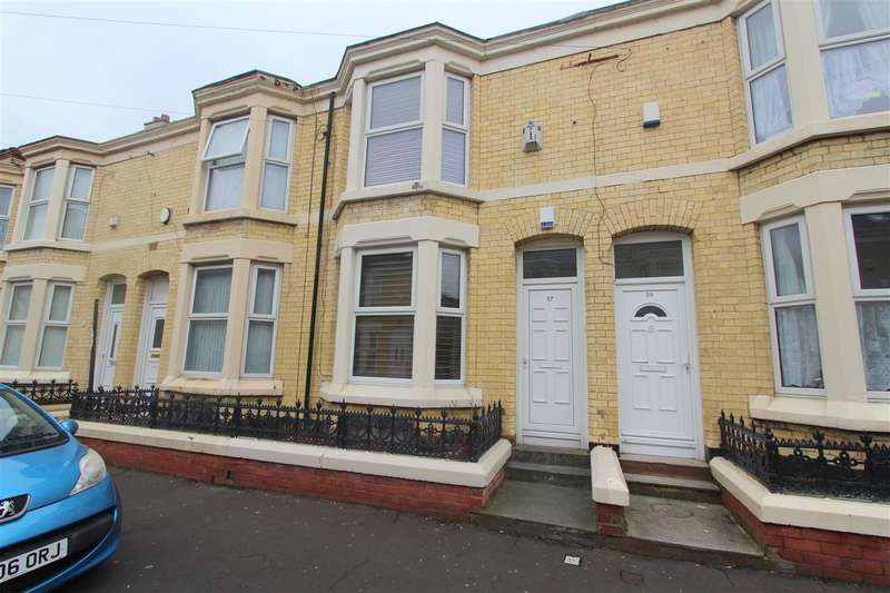 3 Bedrooms Terraced House for sale in Leopold Road, Kensington, Liverpool