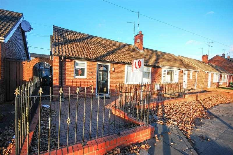 1 Bedroom Semi Detached Bungalow for sale in Grindon, Sunderland