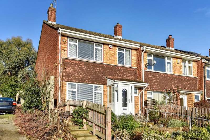 3 Bedrooms Terraced House for sale in The Fieldings, Forest Hill