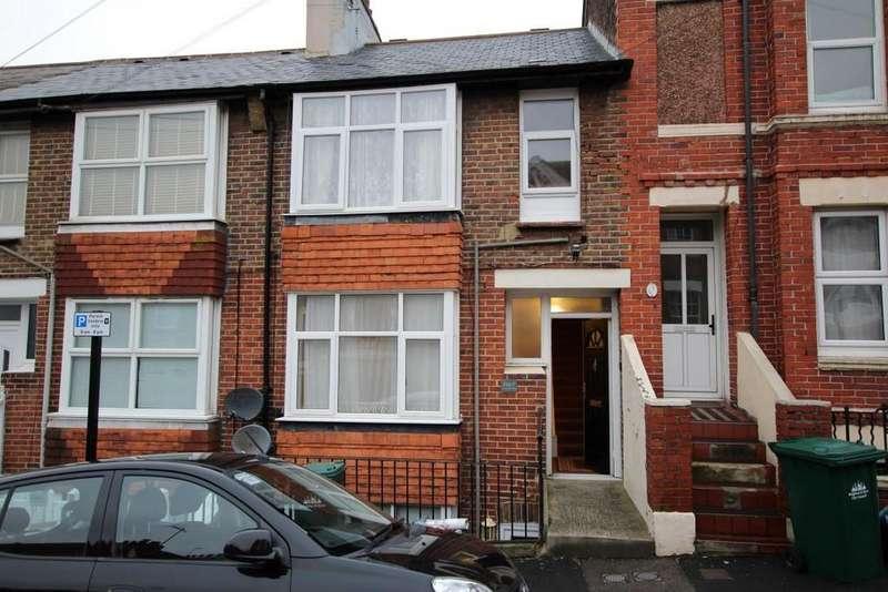 2 Bedrooms Maisonette Flat for sale in Coronation Street, Brighton