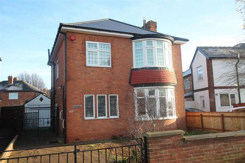 3 Bedrooms Detached House for sale in Neasham Road, Darlington