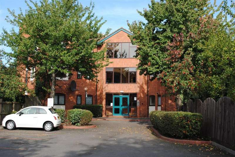 2 Bedrooms Apartment Flat for sale in Rendell Street, Loughborough