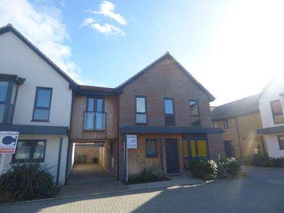 3 Bedrooms Link Detached House for sale in Abacus Drive, Oakgrove, Milton Keynes, Bucks