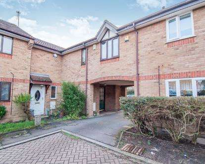 1 Bedroom End Of Terrace House for sale in Whitacre, Parnwell, Peterborough, Cambridgeshire