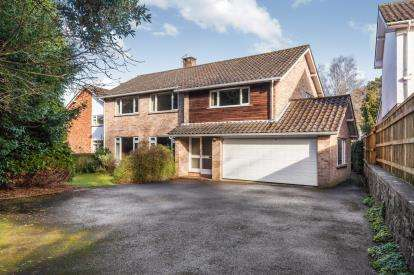 4 Bedrooms Detached House for sale in Julian Road, Bristol