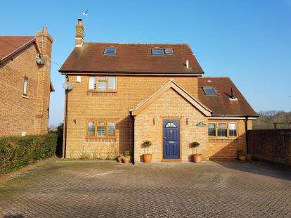 5 Bedrooms Detached House for sale in Bartley, Southampton, Hampshire