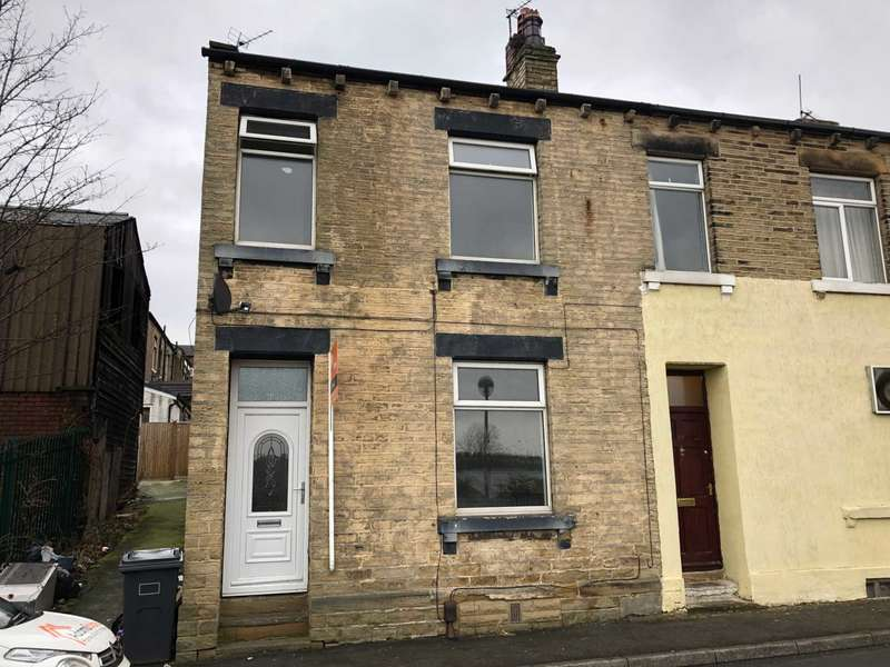 3 Bedrooms End Of Terrace House for sale in Albion Street, Heckmondwike