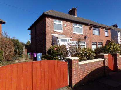 3 Bedrooms Semi Detached House for sale in Waldgrave Road, Wavertree, Liverpool, Merseyside, L15