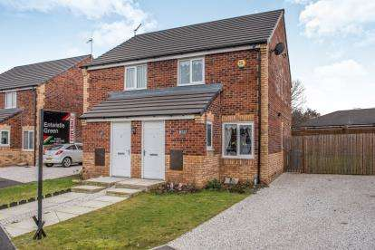 2 Bedrooms Semi Detached House for sale in Bruton Road, Liverpool, Merseyside, England, L36