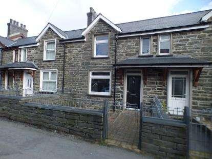 2 Bedrooms Terraced House for sale in Park Square, Blaenau Ffestiniog, Gwynedd, LL41
