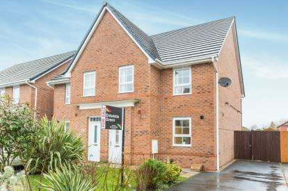 4 Bedrooms Semi Detached House for sale in Leighton Drive, St Helens, Merseyside, WA9