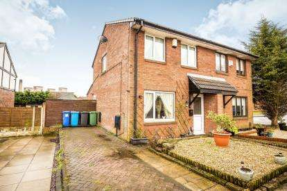 3 Bedrooms Semi Detached House for sale in Fairburn Close, Widnes, Cheshire, WA8