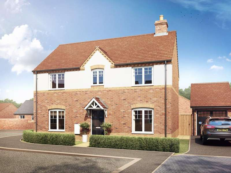 3 Bedrooms Detached House for sale in Keydale, Campden Road, Shipston-On-Stour