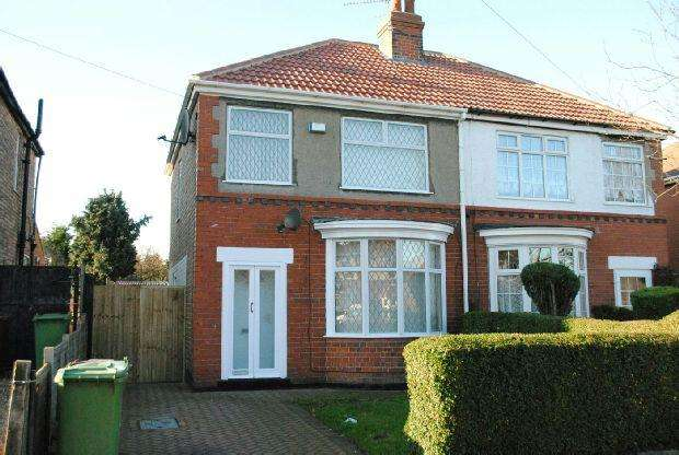 3 Bedrooms Semi Detached House for rent in Chelmsford Avenue, GRIMSBY