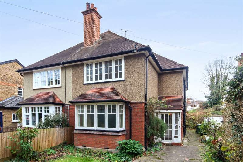 3 Bedrooms Semi Detached House for sale in Common Road, Claygate, Esher, Surrey, KT10