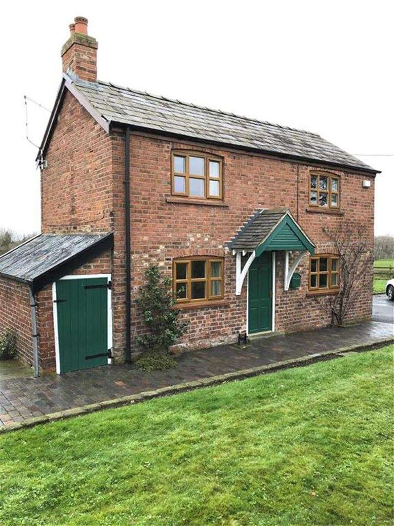 3 Bedrooms Detached House for rent in Lea Green Lane, Nantwich, Cheshire