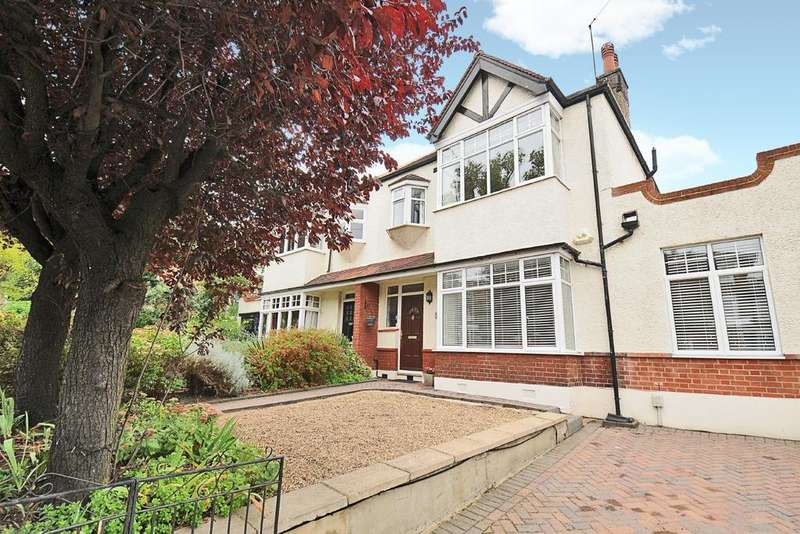 4 Bedrooms Semi Detached House for sale in Wimbledon Park Road, Southfields