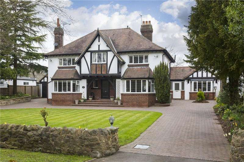 6 Bedrooms Detached House for sale in Brandon House, St. Helens Lane, Adel, Leeds