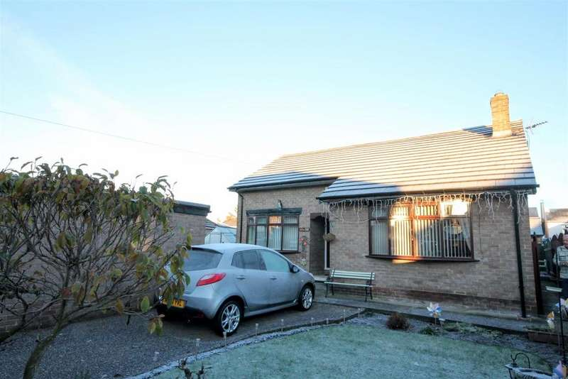 3 Bedrooms Detached Bungalow for sale in Eastbourne Road, Darlington
