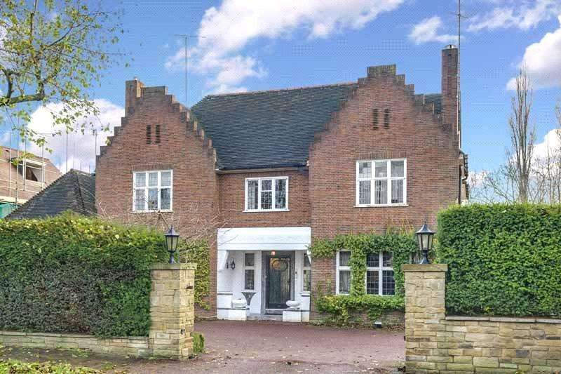 7 Bedrooms Detached House for sale in Winnington Road, London, N2