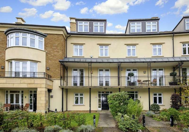 6 Bedrooms Town House for sale in Whitcome Mews, Richmond, Surre TW9