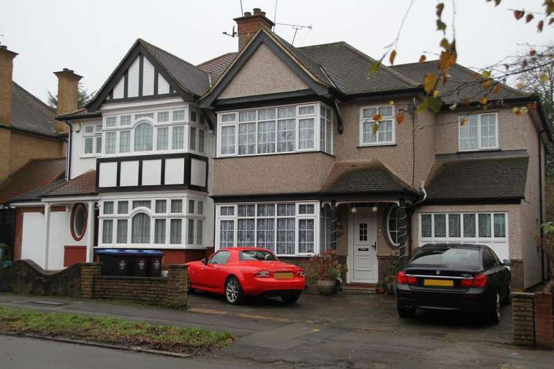5 Bedrooms Semi Detached House for sale in Greystone Gdns, Off Northwick Circle HA3 0EG