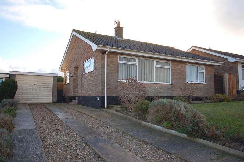 2 Bedrooms Detached Bungalow for sale in Beeston Regis, Sheringham