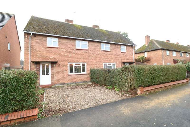 3 Bedrooms Semi Detached House for sale in Mortimer Road, Kenilworth