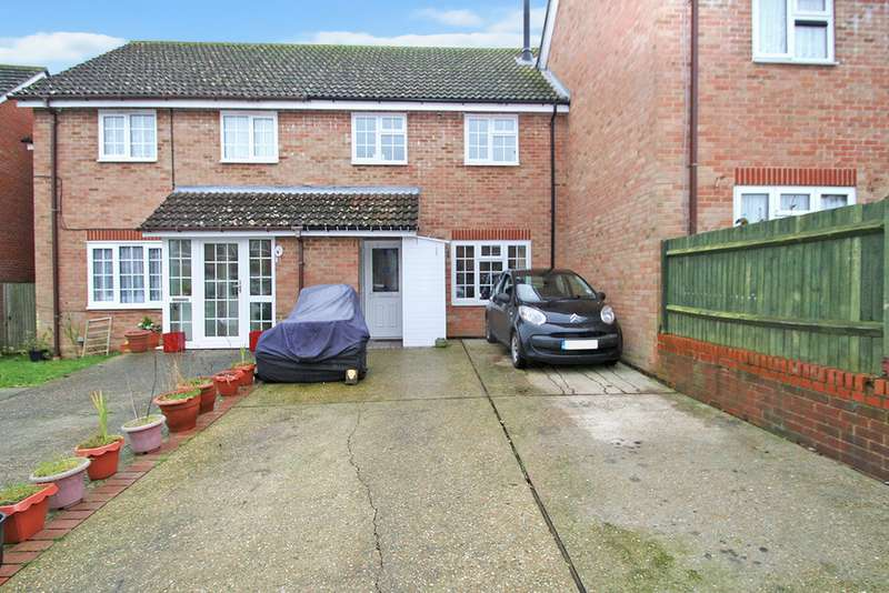 3 Bedrooms Terraced House for sale in Parsonage Close TN4