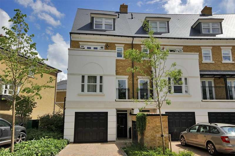 4 Bedrooms Town House for sale in Huntingdon Avenue, Tunbridge Wells, Kent