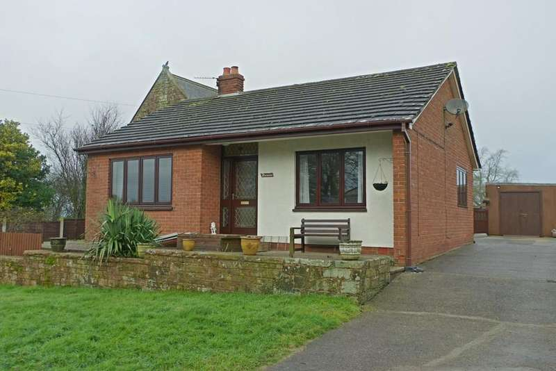 2 Bedrooms Detached Bungalow for sale in Hethersgill