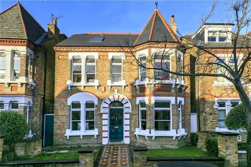 6 Bedrooms Detached House for sale in Claremont Road, Twickenham, Richmond, TW1