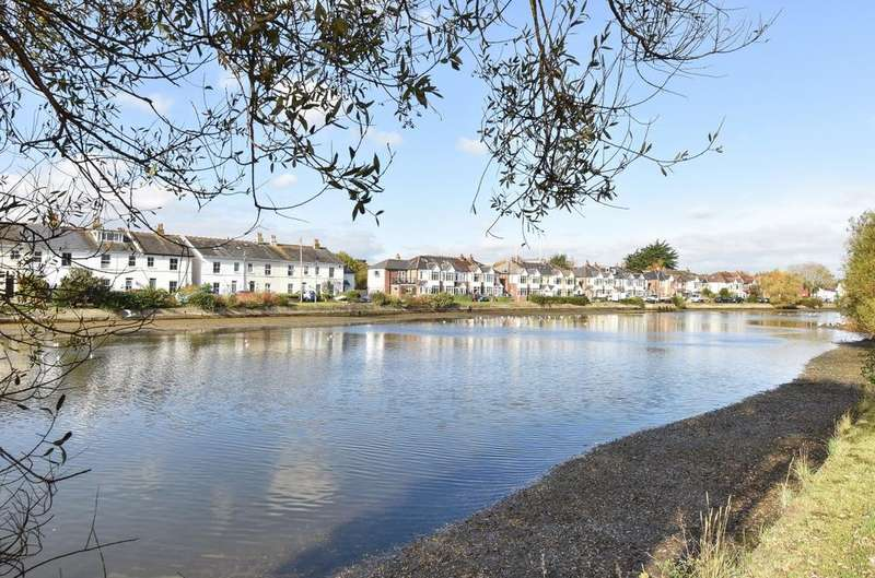 2 Bedrooms House for sale in Bridgefoot Path, Emsworth, PO10